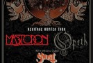 Mastodon And Opeth Announce Co-Headling Tour Dates